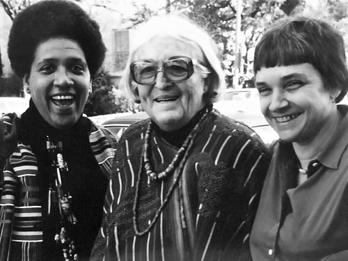 Audre Lorde, Meridel Lesueur, Adrienne Rich 1980