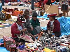 Market, Chinchero