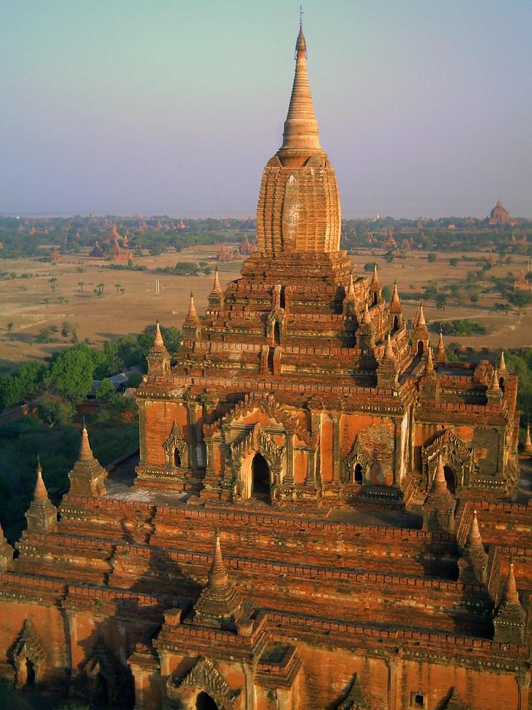 Ancient Bagan, Myanmar, Thambula Guphaya