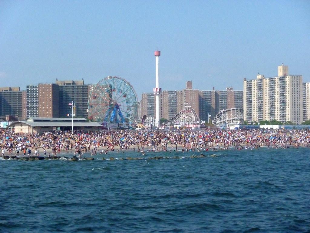 Hotels Near Coney Island Beach