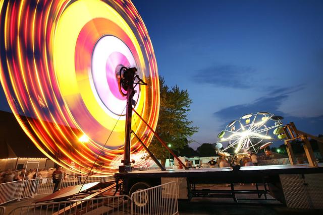 Spinning Light 6.16.2007
