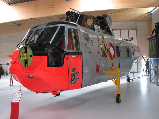 Sikorsky S-61A-1 Sea King