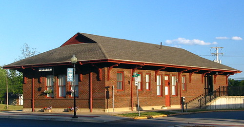 Jasper, TN City Hall (old depot)