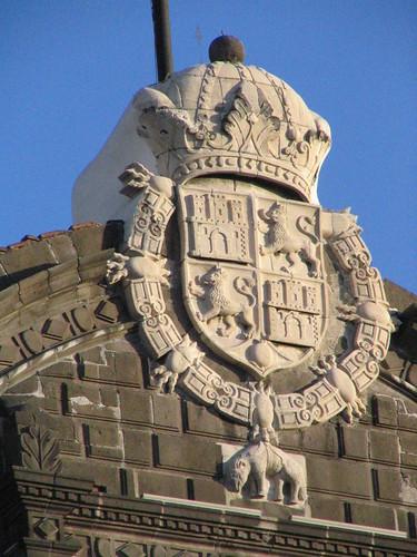 Detalle Catedral Puebla