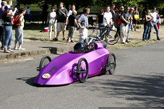 derby car #1 about to finish second    MG 3369