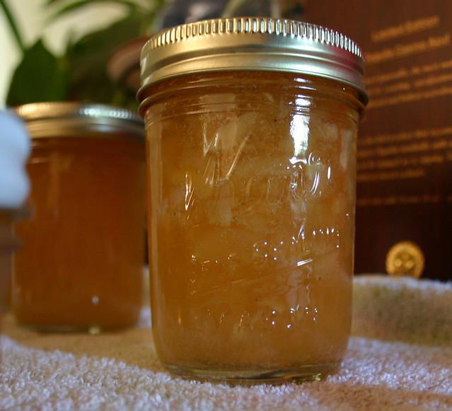 homemade pear jam flickr photo sharing