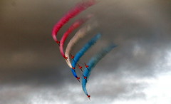 Red Arrows & Battle of Britain Flight