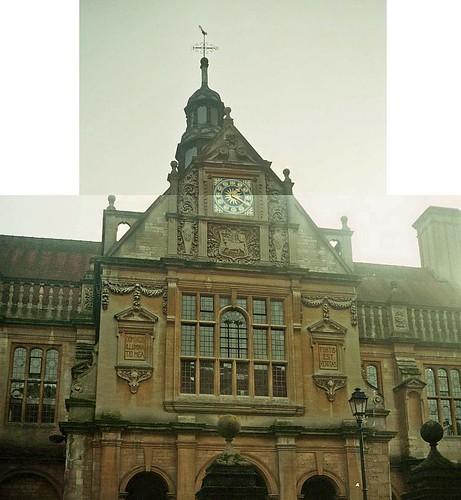 Social Studies Centre in Oxford