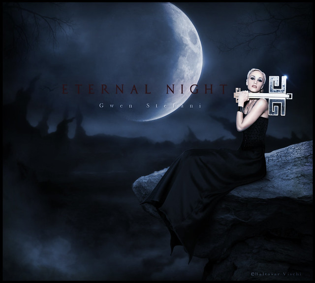 BLEND- ETERNAL NIGHT - Gwen Stefani