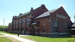 Racine Bell Urban System Transit Center