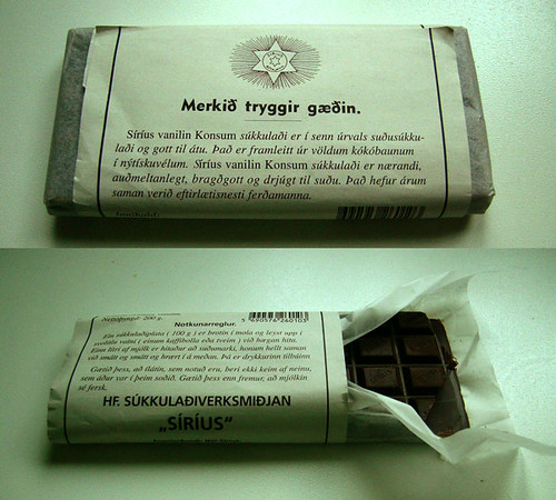 Icelandic Chocolate Whole Foods