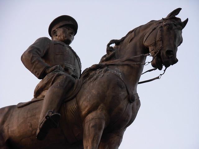 Mustafa Kemal Atatürk statue