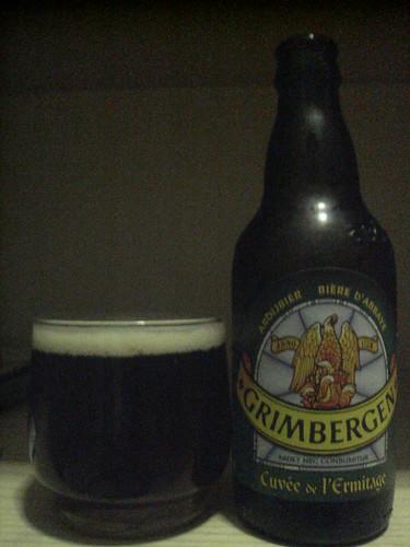 Belgian beer review: Grimbergen Cuvée de l'Ermitage