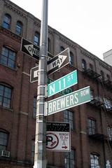 NYC - Brooklyn - Williamsburg: Brewers Row