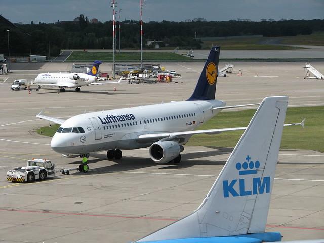 Lufthansa Airbus A319-100 Frankfurt (Oder)
