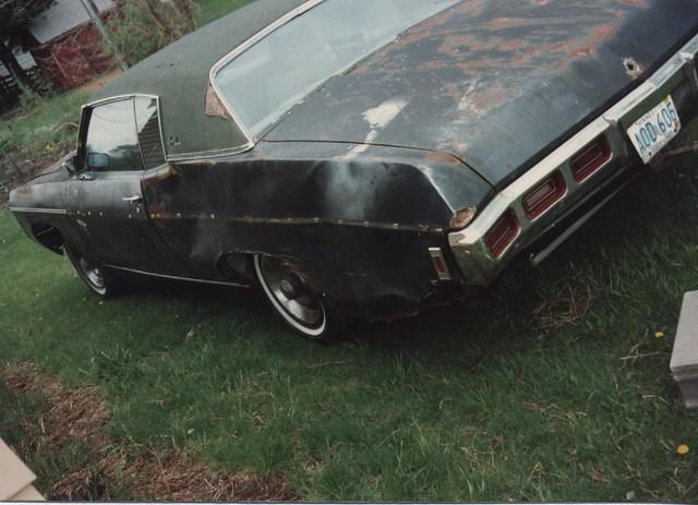 parts car 69 impala 2dr 350 4speed flickr photo sharing. Black Bedroom Furniture Sets. Home Design Ideas