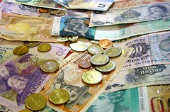 Foreign Currency and Coins