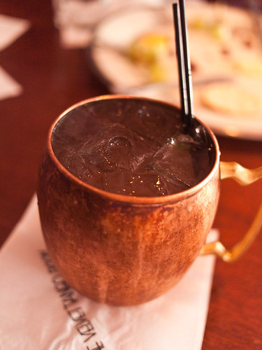 VTR - Moscow Mule by Edsel L