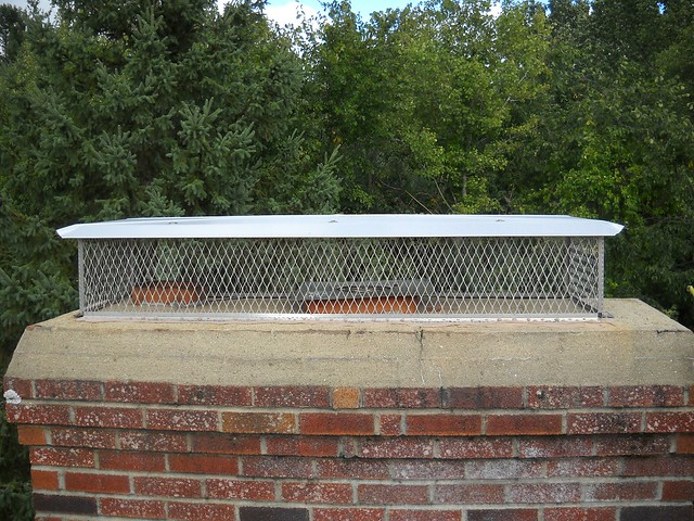 Gas Fireplace Chimney Caps : Gas fireplace chimney cap fireplaces