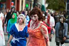Zombie Walk 2010 - Albany, NY - 10, Oct - 15.jpg by sebastien.barre