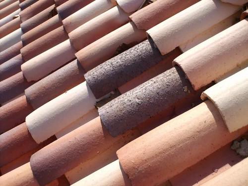 Ventajas de las tejas de barro y tejas de concreto - Material para tejados ...