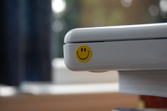 Smiley Smiley Macbook