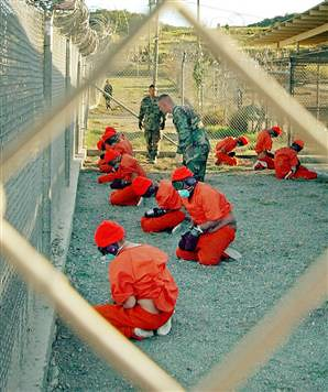 Death is preferable to Guantanamo Bay