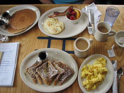 Diner Breakfast / Brunch