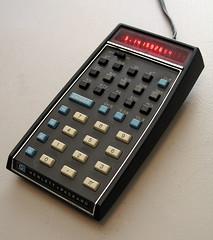 HP 35 Calculator
