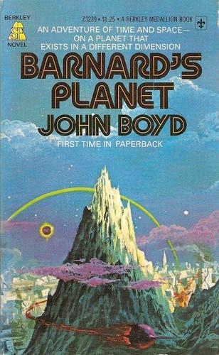 Berkley - Barnard's Planet