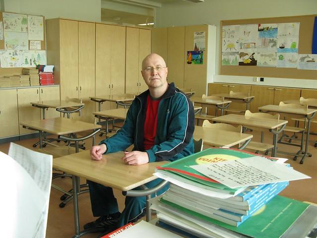 Trabajar en Finlandia como profesor