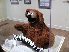 """""""Jim Henson's World"""" at the National Heritage Museum, Concord, Mass"""
