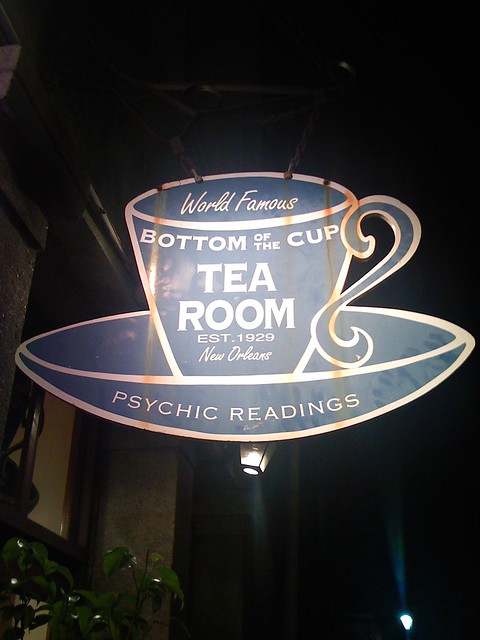 Bottom Of The Cup Tea Room New Orleans La