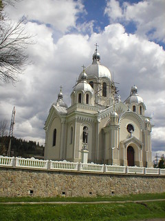 Western Ukraine church