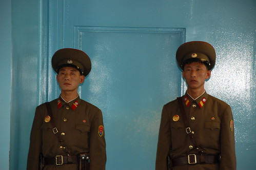 North Korea — DMZ