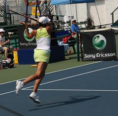 sony ericsson women's finals