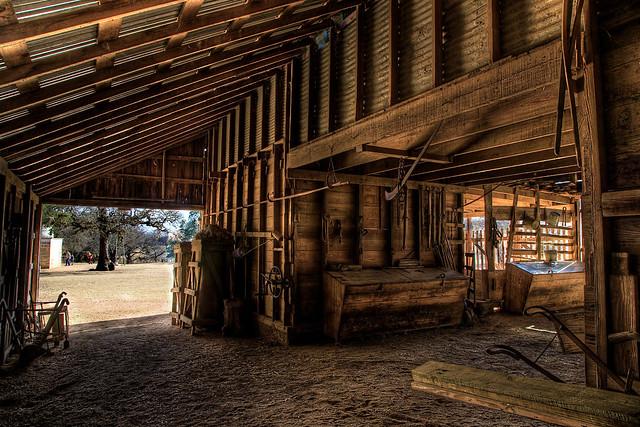 Inside Of A Barn : Inside a dark barn photo on flickriver