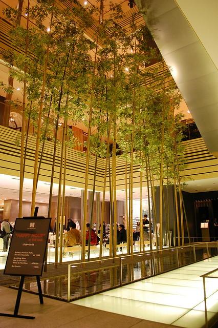 饭店农家院竹子设计图