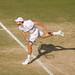 Andy Roddick in Full Flow by Andrew Luyten