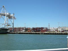 Oakland Container Port