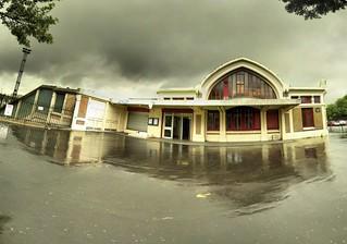 Paris - Gare du Pont Cardinet - 28-07-2007 - 9h05