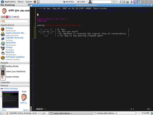 GNOME Online Desktop II