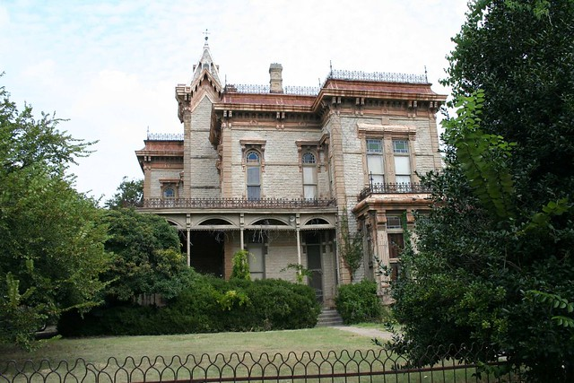 Waggoner Mansion Aka El Castile Main Flickr Photo