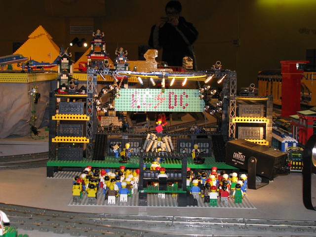 lego acdc concert flickr photo sharing