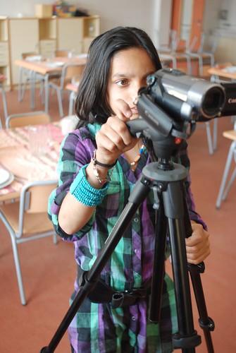 """""""Aprendiendo a manejar la cámara"""" Autor: LaFundició"""