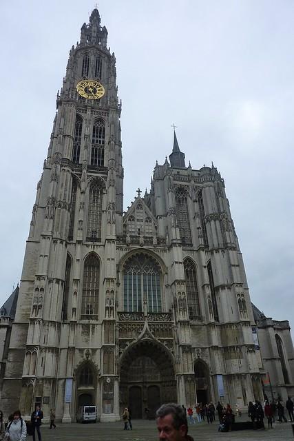 261 - Antwerpen, Anvers, Amberes