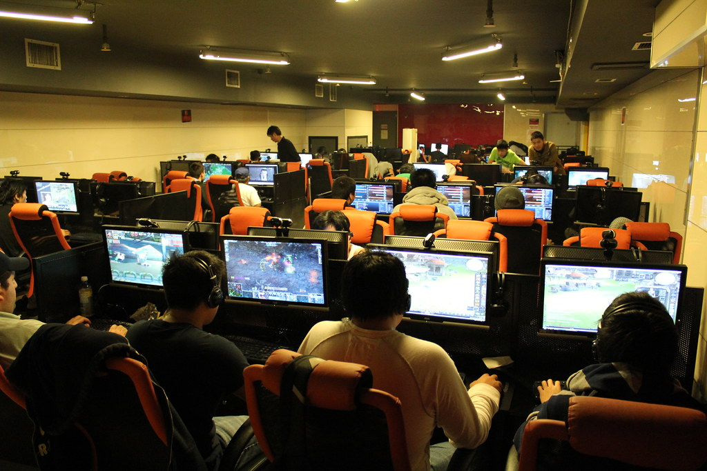 Internet Cafe Near Me Gaming