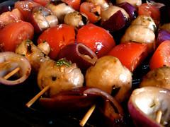 Sizzling Kebabs