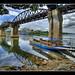 Under The River Kwai Bridge by DanielKHC