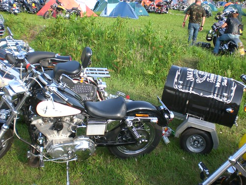 Harley Davidson - Jack Daniels